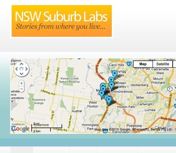 Suburb_Lab1